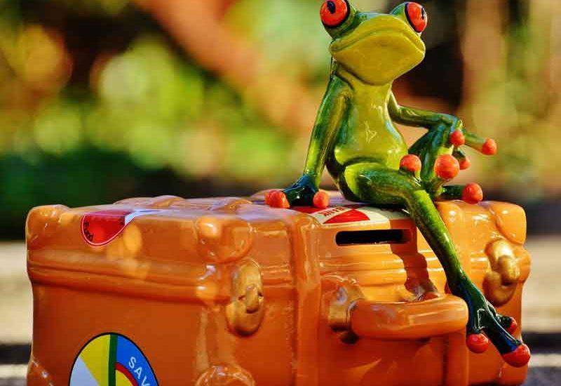 Knappes Reisebudget für Studenten