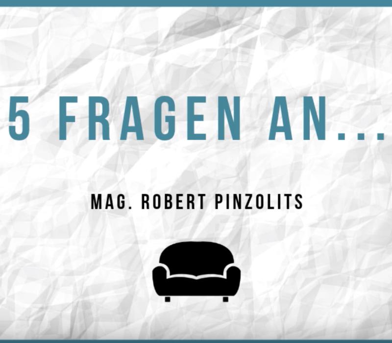 Mag. Robert Pinzolits