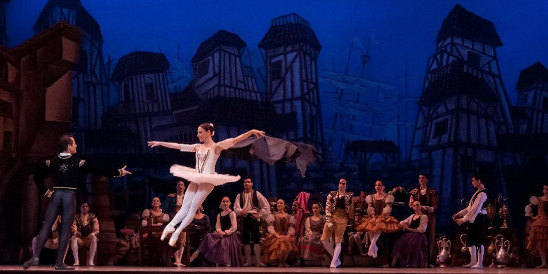 Ballet Hochkultur