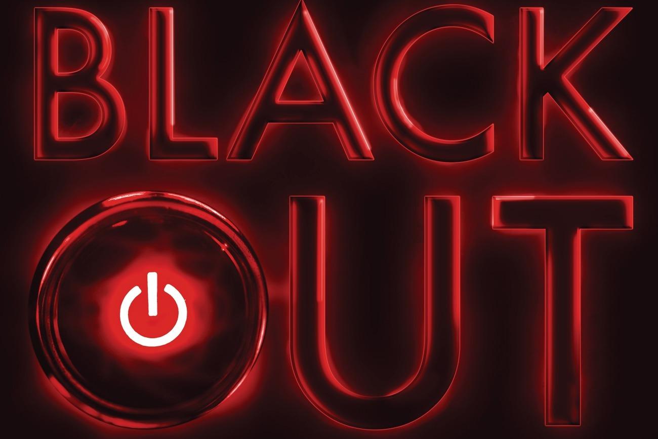 Cover des Buches Blackout von Mark Elsberg