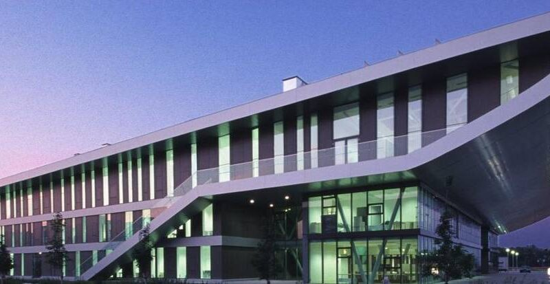 FH Burgenland Gebäude