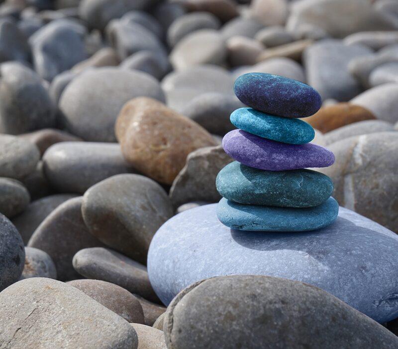 Balance finden