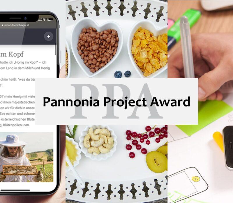 Beispielbilder Pannonia Project Award 2021 Master Projekte